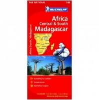 Centrala och Södra Afrika Michelin