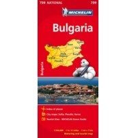 Bulgarien Michelin