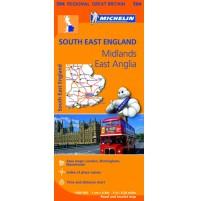 504 Sydöstra England Michelin
