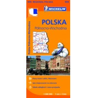 555 Polen Nordöstra Michelin
