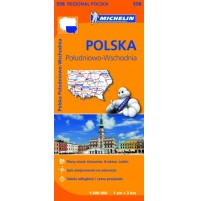558 Polen Sydöstra Michelin