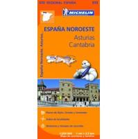 572 Asturias Cantabria Michelin