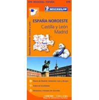 575 Castilla y León, Madrid Michelin