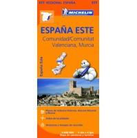 577 Comunidad Valenciana, Murcia Michelin