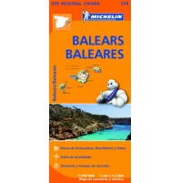 579 Balearerna Michelin