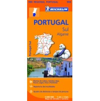 593 Södra Portugal Michelin
