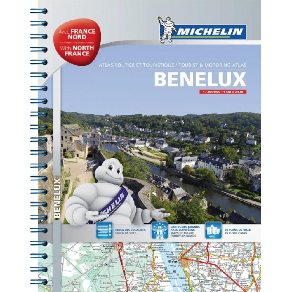 Benelux Atlas Michelin