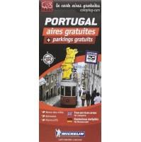 Portugal Husbilskarta Michelin