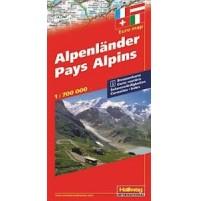 Alperna Hallwag