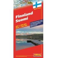 Finland Hallwag