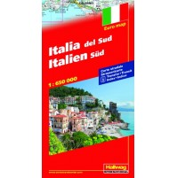 Italien Södra Hallwag