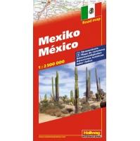 Mexico Hallwag