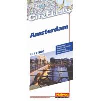 Amsterdam City Flash Hallwag