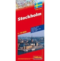 Stockholm Hallwag
