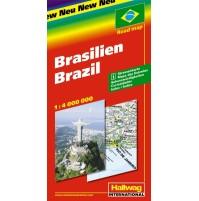 Brasilien Hallwag