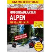 Alperna Motorcykelkarta