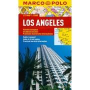 Los Angeles Stadskarta Marco Polo