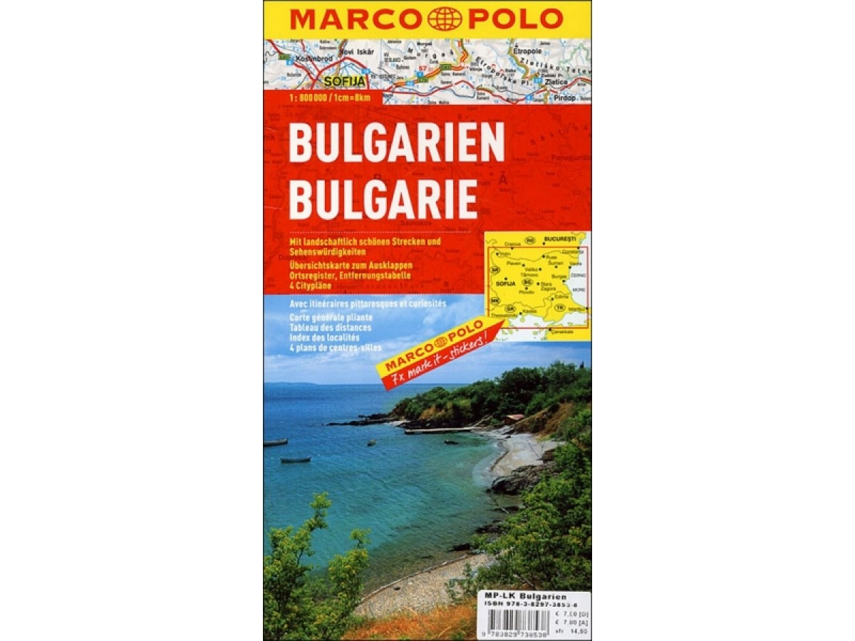 Bulgarien Marco Polo