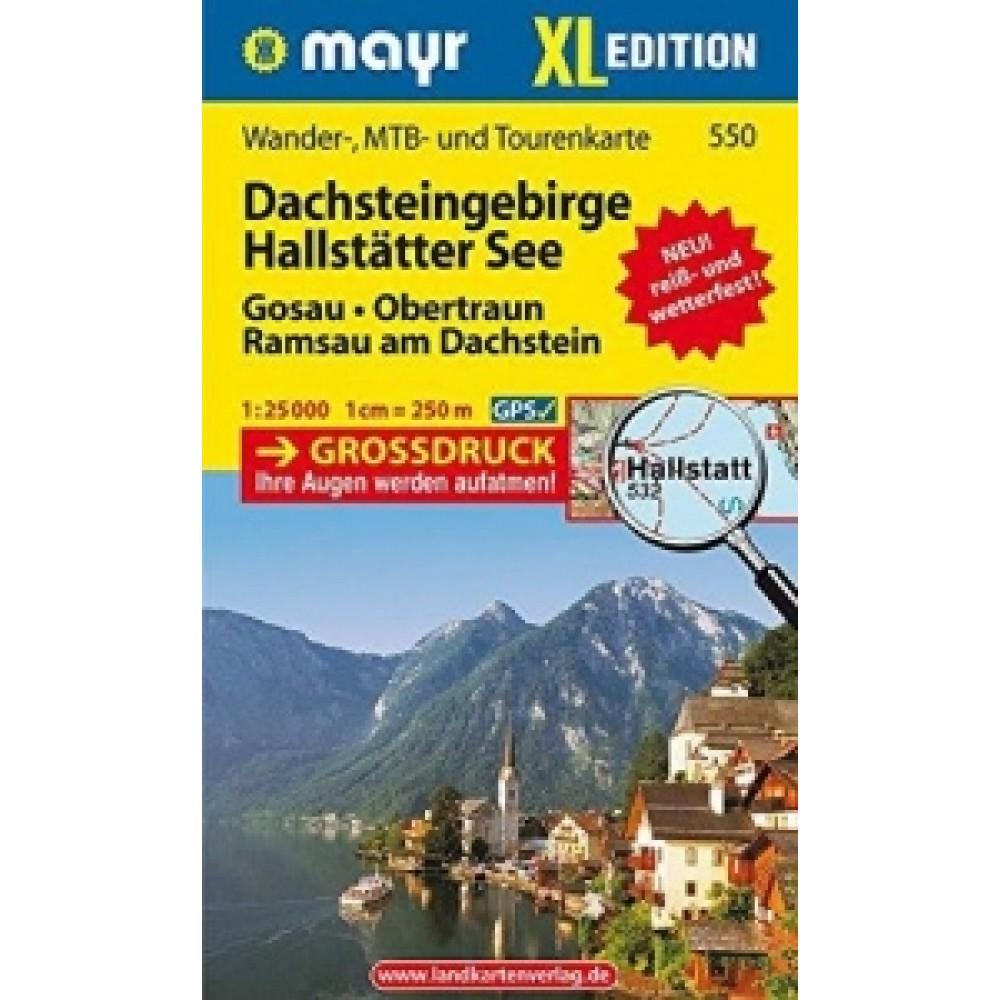 550 Dachsteingebirge Hallstätter See