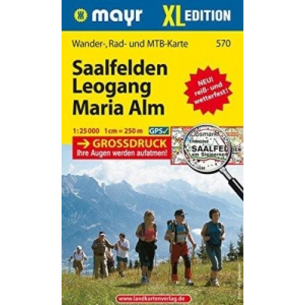 570 Saalfelden Leogang Maria Alm