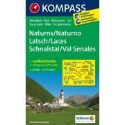 051 Kompass Wanderkarte