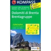 073 Kompass Wanderkarte