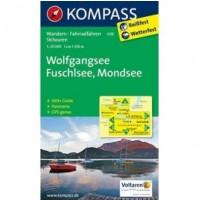 018 Kompass Wanderkarte