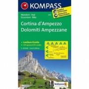 617 Kompass Wanderkarte