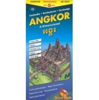 Angkor Gecko Maps