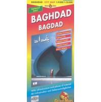 Bagdad med omnejd Gecko maps