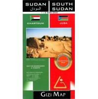 Sudan, Södra Sudan Gizimap