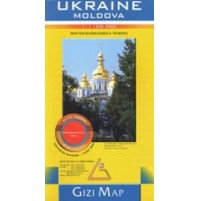 Ukraina Moldavien GiziMap