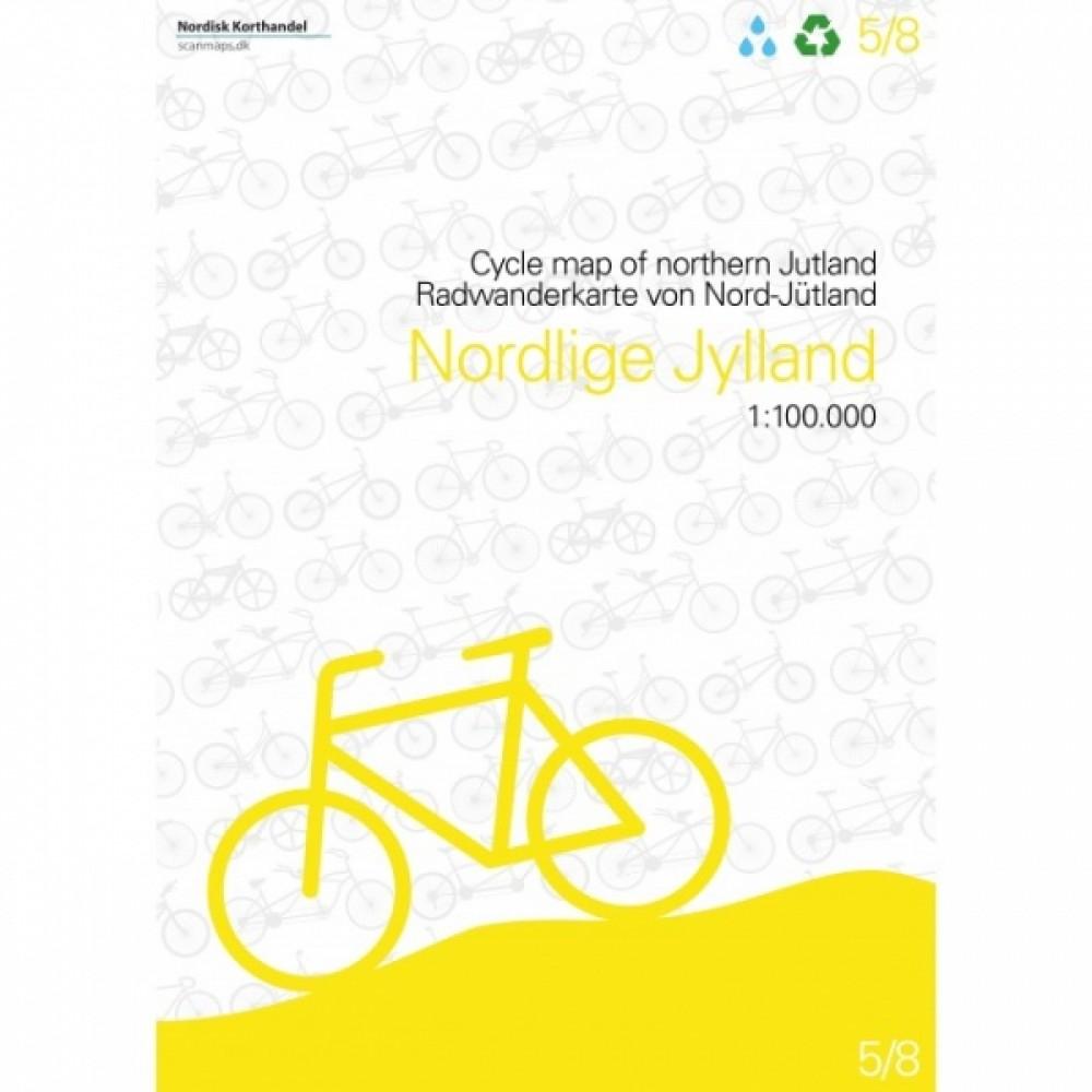 Nordjylland Cykelkarta