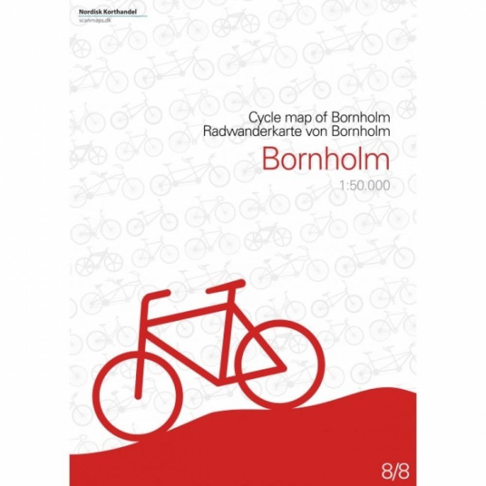 Bornholm Cykelkarta