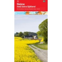 Skåne med östra Själland