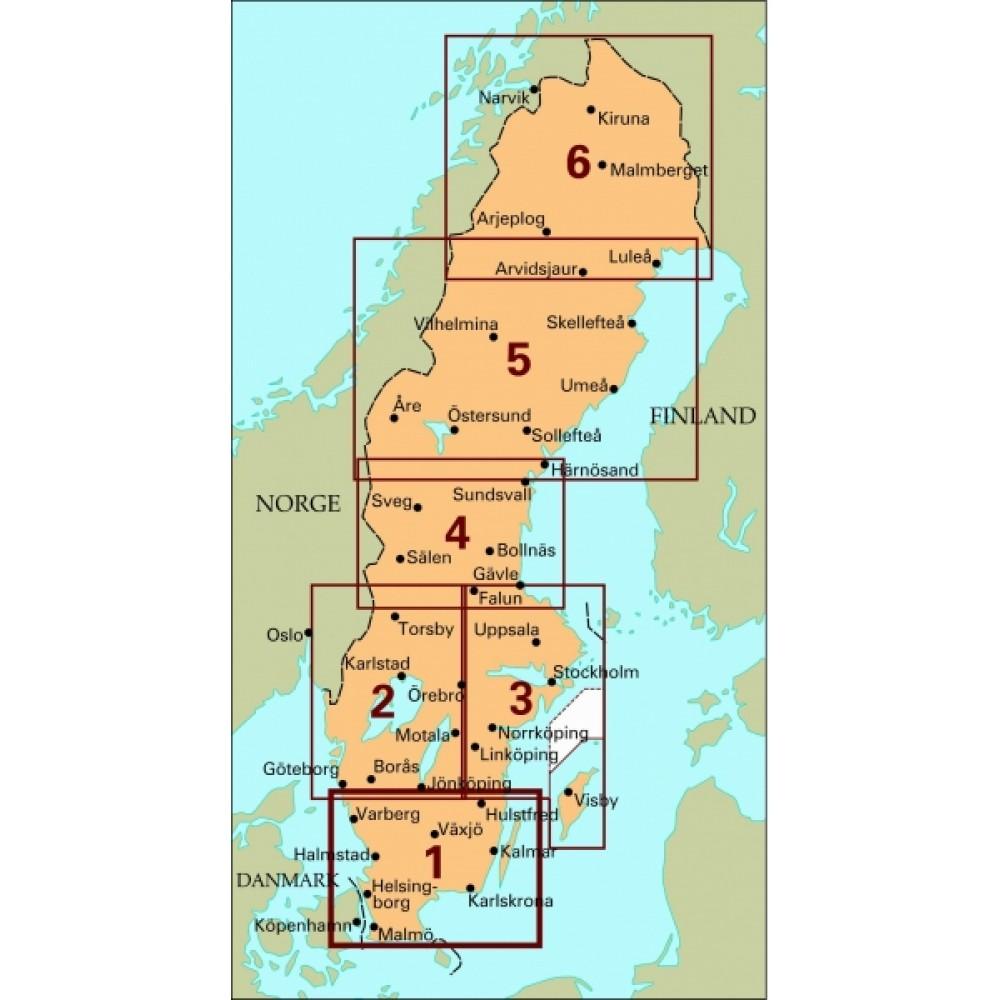 1 Södra Götaland
