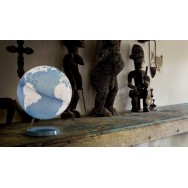Jordglob Bright Azure 30cm