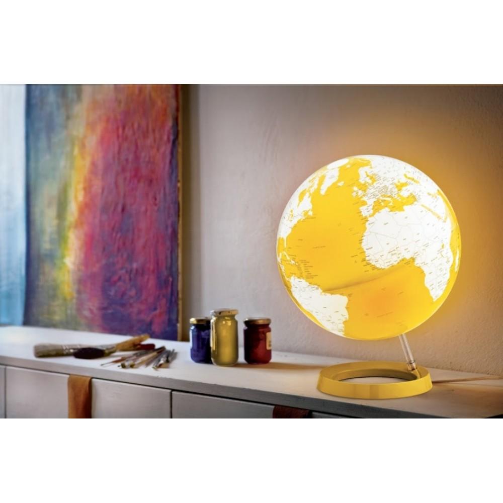 Jordglob Bright Yellow
