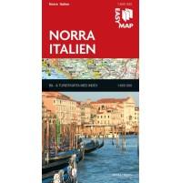 Norra Italien EasyMap