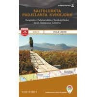 Saltoluokta-Padjelanta-Kvikkjokk