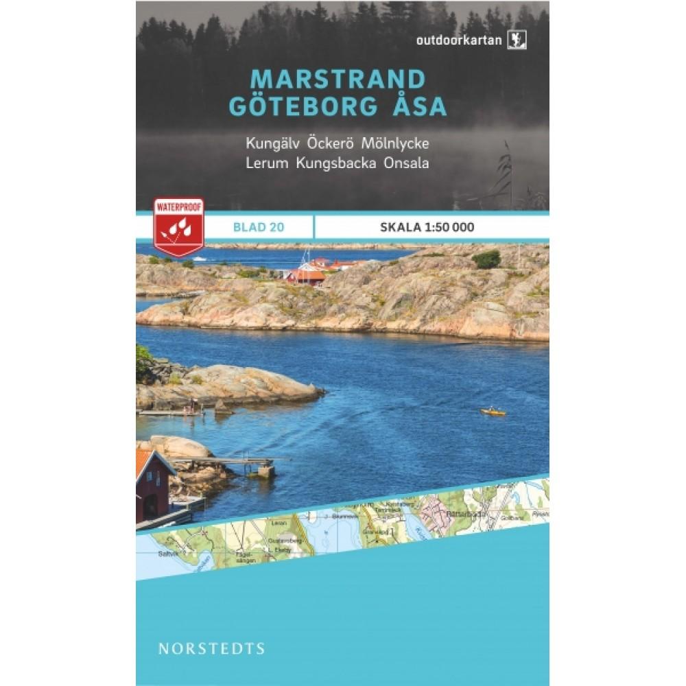 Marstrand-Göteborg-Åsa