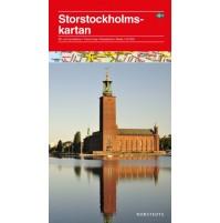 Storstockholmskartan Norstedts