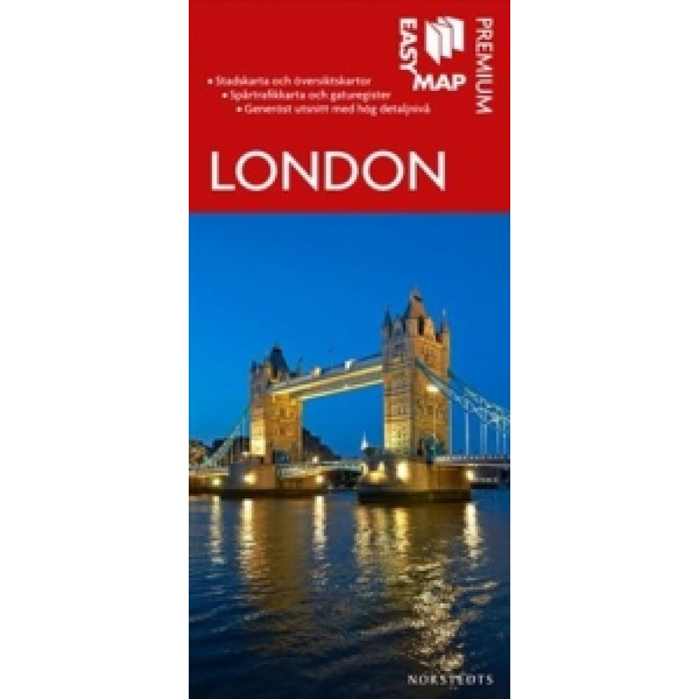 London Premium Easymap