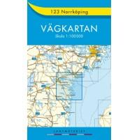 123 Norrköping Vägkartan