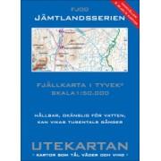 FJ00 Jämtlandsserien Utekartan