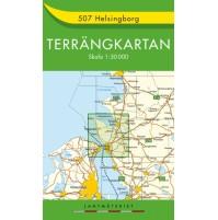 507 Helsingborg Terrängkartan