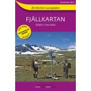 Z6 Storlien-Ljungdalen Fjällkarta
