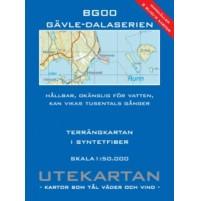 BG00 Gävle Dalaserien Utekartan