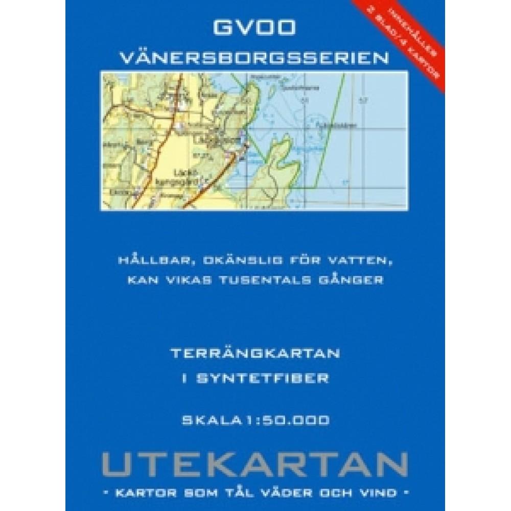 GV00 Vänersborgsserien Utekartan