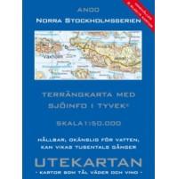 AN00 Norra Stockholmsserien Utekartan